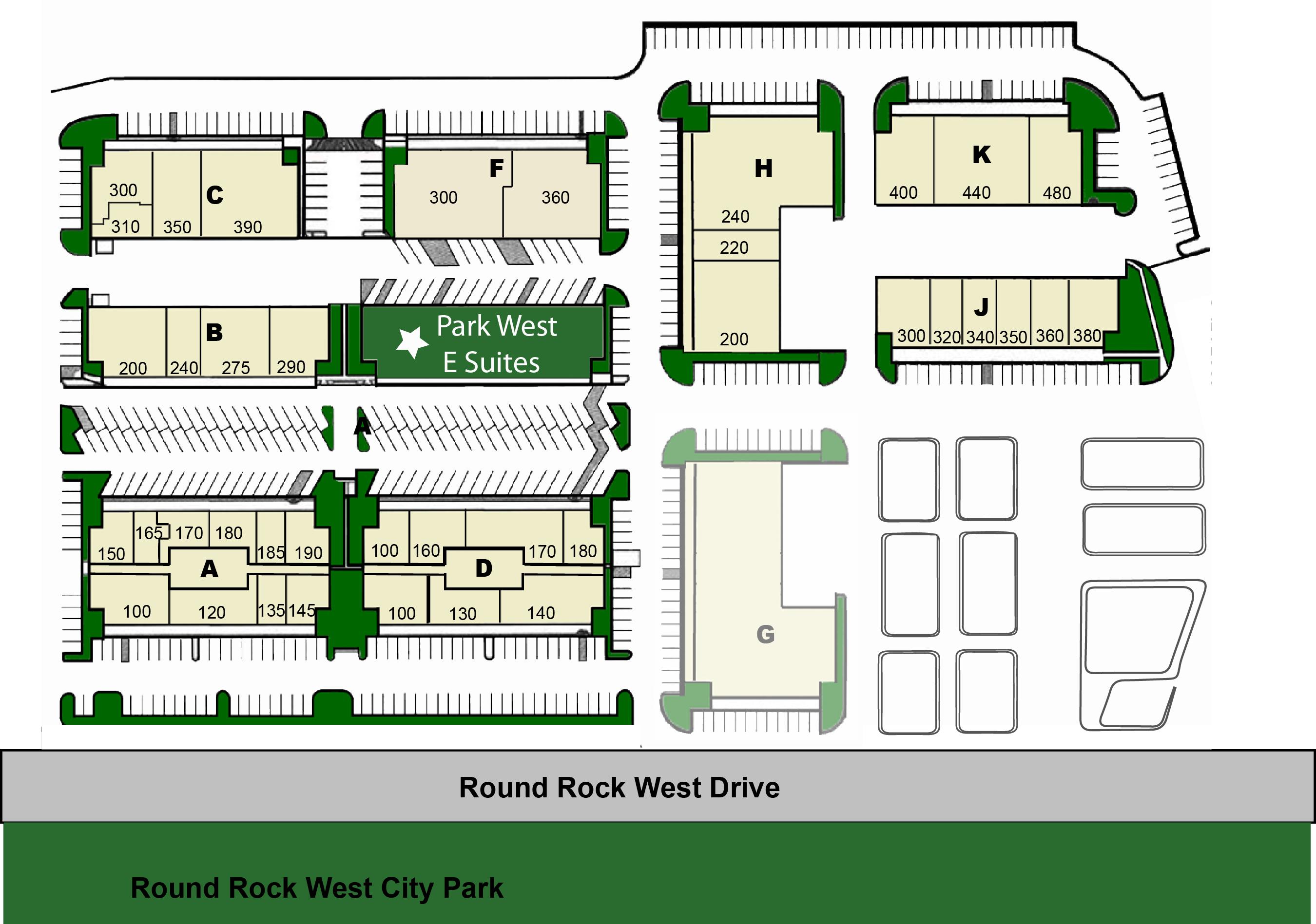 PWCC Site Plan